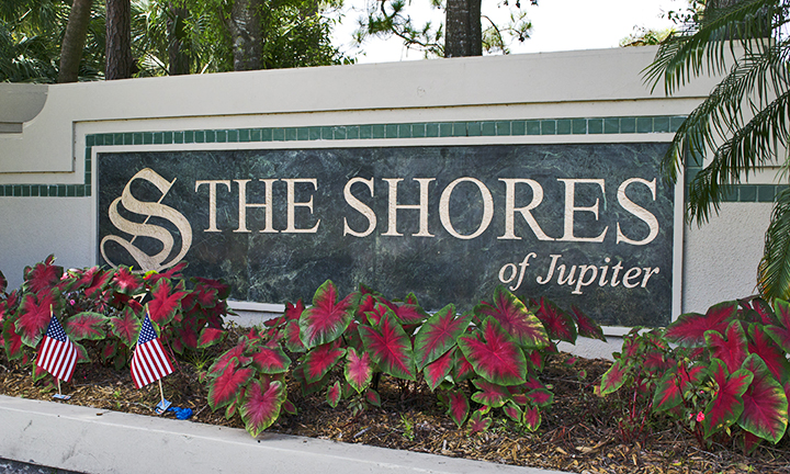 The Shores of Jupiter entrance