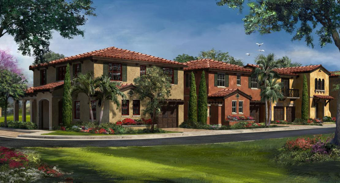 Townhomes at Villa Diamante in Jupiter